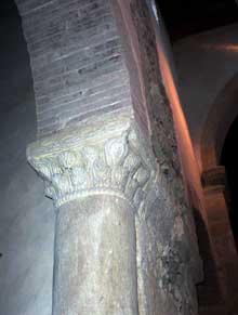 Santiago de Gobiendes: chapiteau