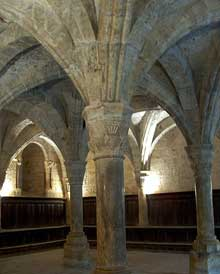 Fitero, monastère de Santa Maria la Real