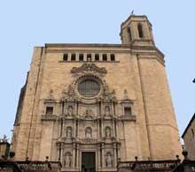 Gérone: la cathédrale