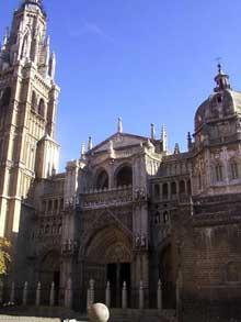 Tolède: la cathédrale