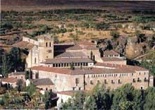 Ségovie: monastère Santa Maria de El Parral. (Histoire de l'art - Quattrocento
