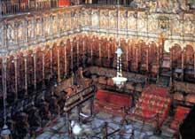 Rodrigo Aleman (1470-1542): stalles de la cathédrale de Tolède. 1489-1495. (Histoire de l'art - Quattrocento