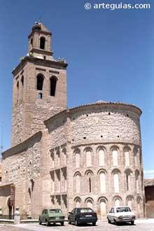 Arevalo�: Santa Maria la Major