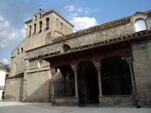 Jaca�: la cath�drale San Pedro