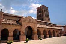 Sahagun: l'église San Lorenzo