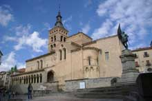 S�govie�: �glise San Martin, XI-XII�