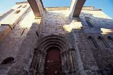 Zamora�: �glise de San Pedro y Ildefonso