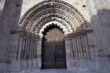 Zamora: église de la Magdalena