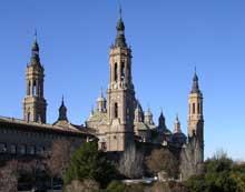 Francisco Herrera le Jeune: Notre Dame del Pilar à Saragosse. 1681ss
