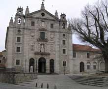 Juan Gomez de Mora: façade du couvent Sainte Thérèse à Avila