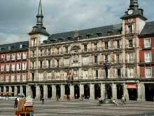 Juan Gomez de Mora: la Plaza Major à Madrid