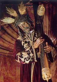 Juan de Mesa: Jesús del Gran Poder. 1620. Cordoue