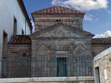 Sao Frutuoso de Montelios près de Braga: église wisigothe, VIIè siècle
