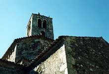 Terrassa en Catalogne: l'église san Pere