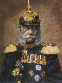 L'empereur GuillaumeI de Hohenzollern (1797-1888)