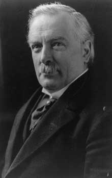 David Lloyd George (1863-1945