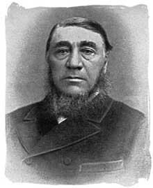 Paul Kruger (1825-1904), président du Transvaal, icône boer et internationale de la résistance à l'impérialisme britannique