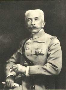Louis Hubert Lyautey (1854-1934), le «résident général» au Maroc