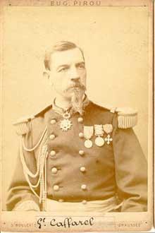 Le général Louis Charles Caffarel