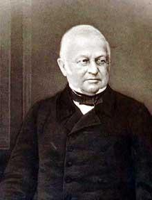 Le président Adolphe Thiers (1871-1873)