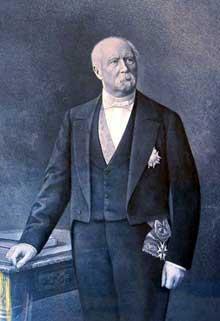 Le président Patrice de Mac-Mahon (1873-1879)