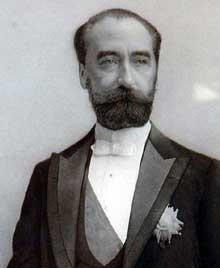 Le président Marie - François Sadi Carnot (1887-1894)