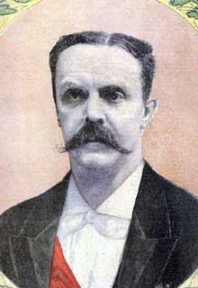 Le président Jean Casimir-Perier (1894-1895)