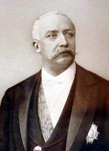 Le président Félix Faure (1895-1899)