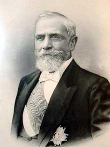 Le président Emile Loubet (1899-1906