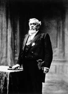 Le président Armand Fallières (1906-1913)