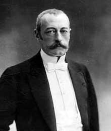 Pierre Marie René Ernest Waldeck-Rousseau (1846-1904)