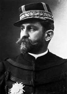 Le général Georges Boulanger (1837-1891)