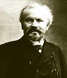 Jules Lemaitre (1853-1914), un des créateurs de l'Action Française