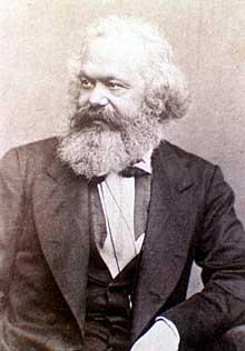 Karl Marx, l'auteur du «Capital», bible des futurs régimes communistes mondiaux du XXè siècle