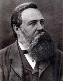 Friedrich Engels, le compère de Karl Marx
