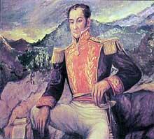 Simon Bolivar (1783-1830), la grande figure de l'indépendance de l'Amérique latine