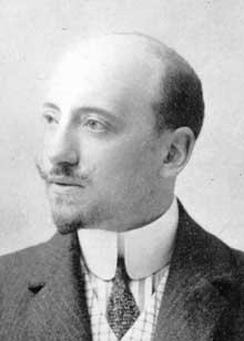 Gabriele D'Annunzio, prince de Monte Nevoso (1863-1938)
