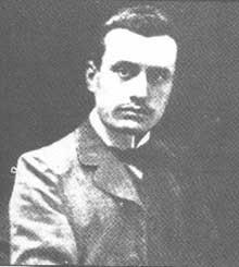 Benito Mussolini jeune (1883-1945