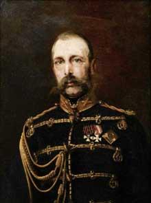 Le Tsar AlexandreII (1855-1881)