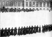 22 janvier 1905: le dimanche rouge de Saint Pétersbourg