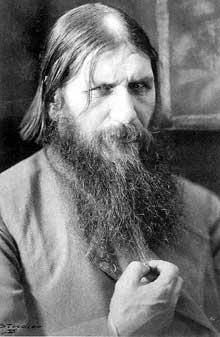 Grigori Lefimovitch Raspoutine (1869-1916): le «moine errant» exercera une influence terriblement néfaste sur la cour russe