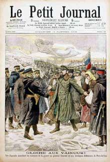 Guerre russo-japonaise: la reddition de Port Arthur