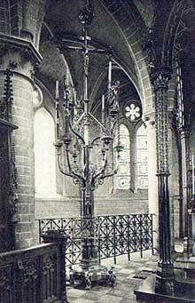 Chandelier de Léau (Histoire de l'art - Quattrocento