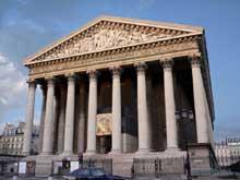 Paris: la Madeleine (1806-1842)