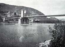Marc Seguin et ses frères: le premier pont de Tournon dit «l'ancêtre» (1825