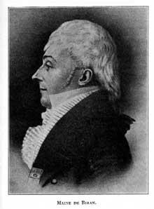 Pierre Maine de Biran (1766-1824)