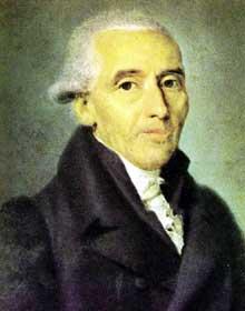 Joseph Louis Lagrange. (1736-1813)