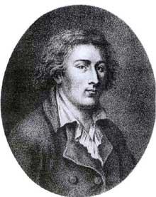 Antoine Chrysostome Quatremère de Quincy 1755-1849 par Bonneville