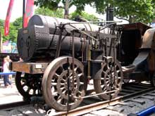 La locomotive de Marc Seguin