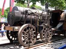 La locomotive de Marc Seguin